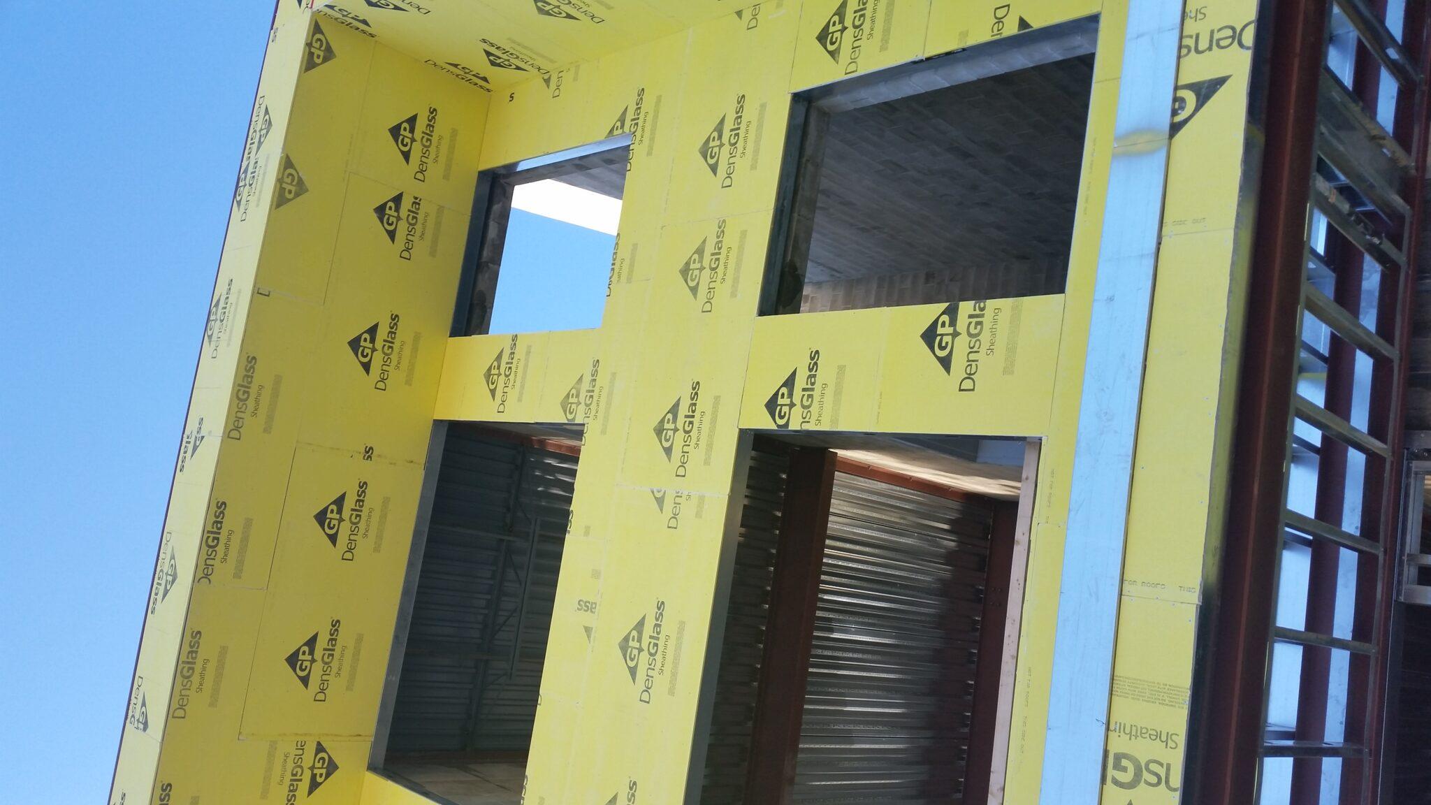 Spray Foam insulation project by FoamPro of Maine - Foam Pro